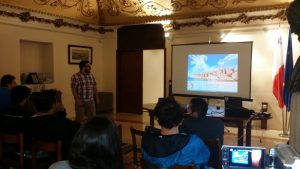 JP Presenting @ valletta.ai